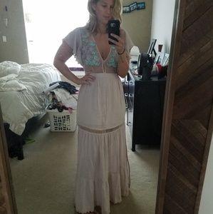 e92013cd58d Cleobella Dresses - Cleobella Amery Maxi Dress - Lilac